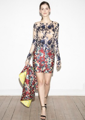 Mini with floral Print